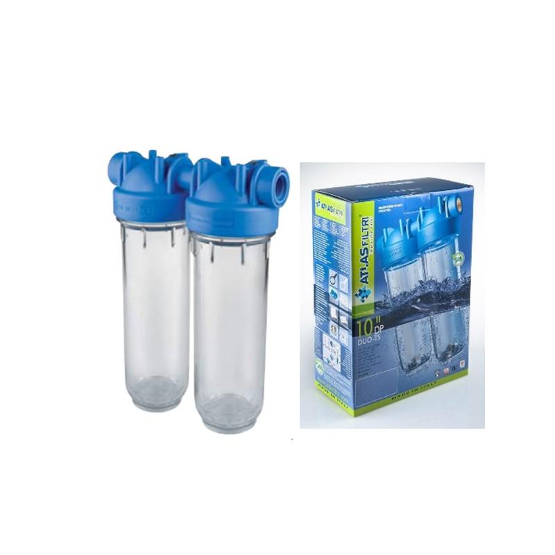 Filtre à eau Duplex Duo Alas Filtri