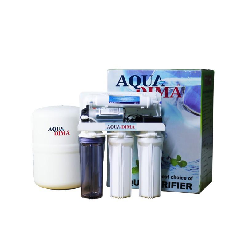 Osmose Inverse Domestique AquaDima avec pompe